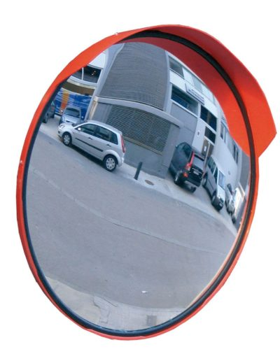 Road security mirror