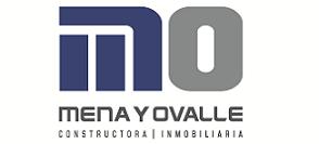 Logo Mena y Ovalle Constructora